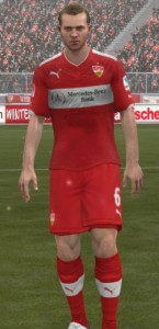 FIFA 14 KIT Vfb STUTTGART Away 14/15 by Kisake