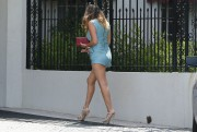 Kelly Brook - Booty + Legs - Santa Monica - July 10 2014