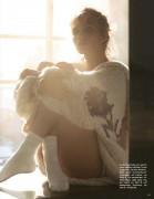 Anja Rubik - Vogue Germany  August 2014   14x 92112e338171391