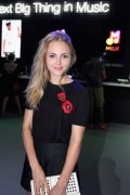 Annasophia Robb - Samsung celebration of Milk Music and ADD52 7/10/14