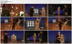 KRISTIN CHENOWETH - late night with jimmy fallon - 9.25.2010