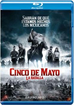 Cinco De Mayo: The Battle 2013 m720p BluRay x264-BiRD
