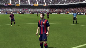 FIFA14 FC Barcelona 2014-2015 Kits by GzzGrm