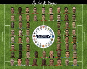 5389a8339018379 Barclays Premier League Mega Facepack for FIFA 14 by Josue LMM92