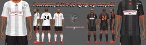 Download Fulham Season 2014-15 Kits by amir27