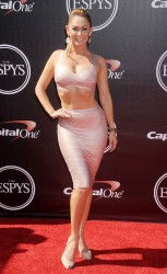 Kym Johnson - 2014 ESPY Awards in LA 7/16/14