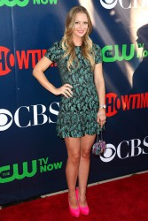 A. J. Cook TCA Summer Press Tour CBS, CW And Showtime Party in West Hollywood 07-17-2014
