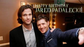 С Днём рождения, Джаред Падалеки!
