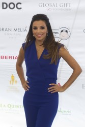 Eva Longoria Global Gift Gala Photocall 07-19-2014