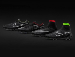 FIFA 14 Nike Tiempo Legend V 2014 / BLACK / VOLT / WHITE by AbramWade