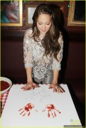 Kelli Berglund - Planet Hollywood in NYC - June 24, 2014