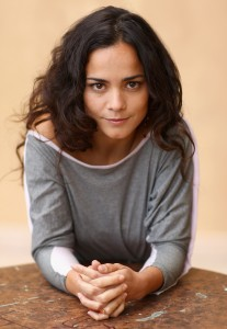 Alice Braga Gareth Cattermole shoot 4