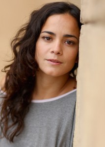 Alice Braga Gareth Cattermole shoot 8