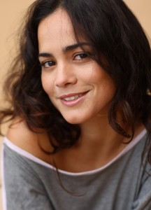 Alice Braga Gareth Cattermole shoot 13