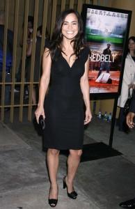 Alice Braga Redbelt Hollywood Premiere Los 5