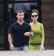 Katy Perry - Visiting Black Creek Pioneer Village - Toronto, Ontario - July 20 2014