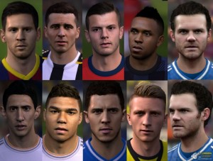 New Super Patch of Faces 7 for FIFA14 by Son-of-God