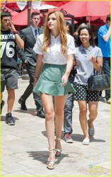 Bella Thorne at the Grove in Los Angeles 7/20/14