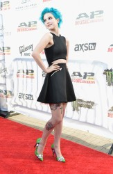 Hayley Williams Alternative Press Music Awards 07-21-2014
