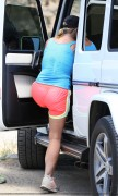 Britney Spears Hiking in Calabasas X47HQ July 21 2014
