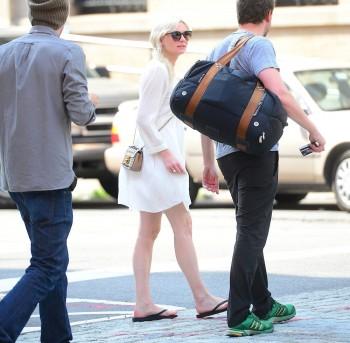 Kirsten Dunt - O & A New York City