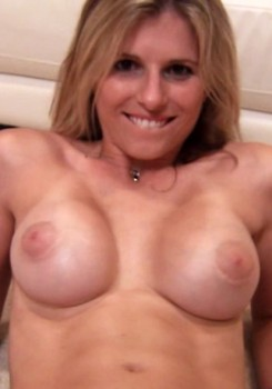 Beautiful Milf Cory Gets A Creampie Cover