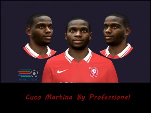 Download Cuco Martina PES Face by Professional