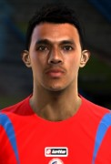 Download Costa Rica PES 2013 World Cup 2014 Facepack by EmmRow
