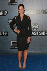 Julie Benz CraveOnline Presents: Crave Conquers The Con at USS Midway in San Diego 07-25-2014