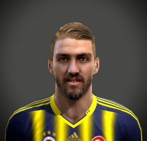 Download Caner Erkin Face by emre