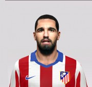 Download Arda Turan and Miranda Face by DereFlex35