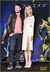 "Nicola Peltz - ""Transformers: Age of Extinction"" Press Conference in Tokyo 7/29/14"