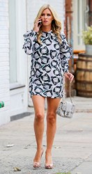 Nicky Hilton - Shopping in NYC 7/29/14
