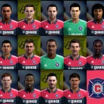 Download PES 2013 Graphic Patches Update 30.07