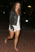 Danielle Campbell - SEXY Legs - In San Diego - July 25 2014
