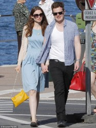 Sophie Ellis-Bextor on vacation in Monte Carlo 4/18/13