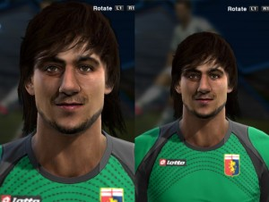 Download PES 2013 Perin Face by Fox
