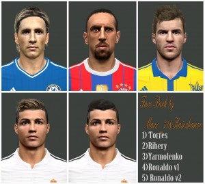 Download PES 2014 Facepack by Marz_31 & Kairzhanov