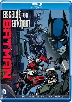 Batman: Assault on Arkham 2014 m720p BluRay x264-BiRD