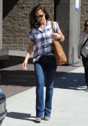 Minka Kelly - Out & About in LA 8/5/14