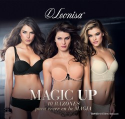 Leonisa Lingerie - The Magic Enhancement (2014) Summer
