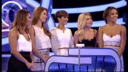 The Saturdays - The National Lottery: Break The Safe 9th August 2014 576p