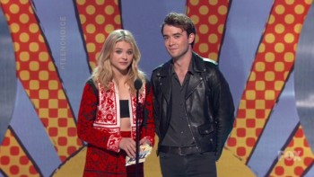 CHLOE MORETZ - HOT - Teen Choice Awards 2014