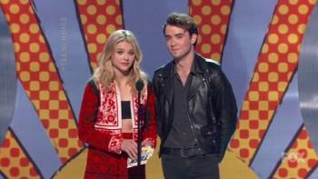 CHLOE MORETZ - HOT - Teen Choice Awards 2014