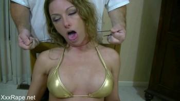 Stranglegirlz-Alexa Strangled