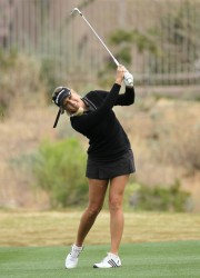 Natalie Gulbis at the RR Donnelley LPGA Founders Cup at Wildfire Golf Club on 3/17/11 - 3/20/11