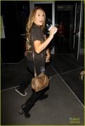 Alexa Vega - At Justin Timberlake Concert 8/12/14