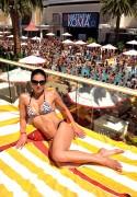 Adrianne Curry Encore Beach Club bikini 13