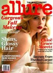 Chloe Moretz in Allure Magazine - September 2014