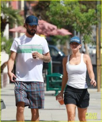 Kaley Cuoco Out in Tarzana - 8/17/14